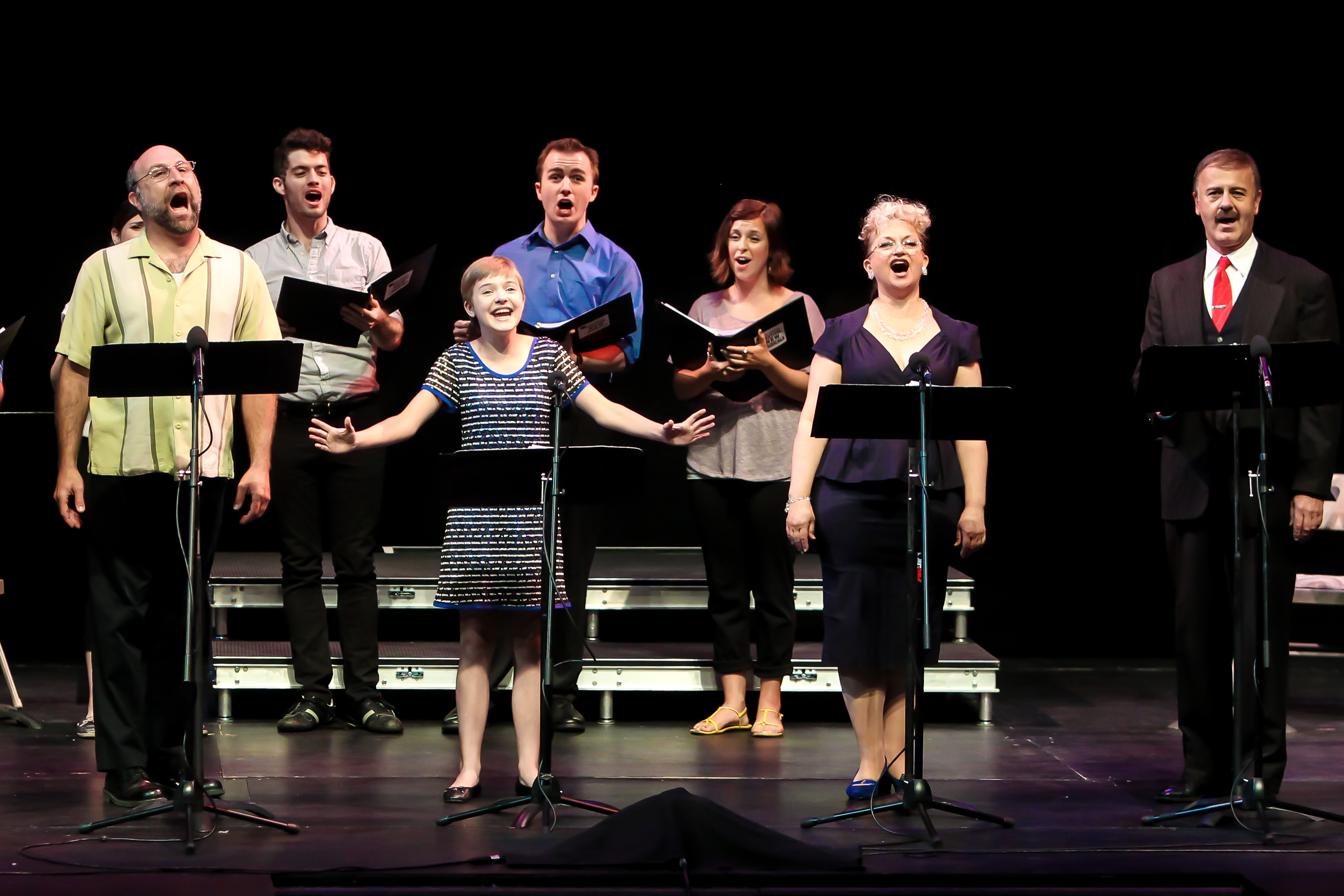 Photo Flash: Inside look at Village Theatre's 13th Annual Festival of New Musicals