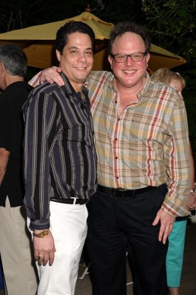 Doug Petri and Bruce T.Sloane Photo