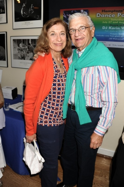 Adrienne Cohen and Jerry Cohen