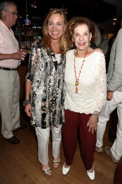 Tracy Mitchell and Joan Copeland