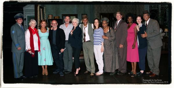 Curtis Billings, Ellen Burstyn, Vanessa Williams, Michael Wilson, Cotter Smith, Betty Photo