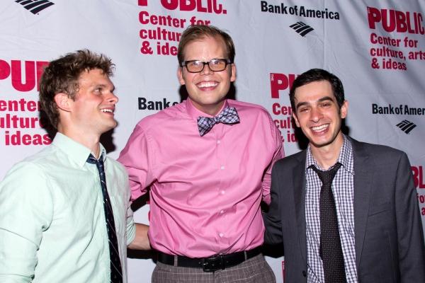 Andrew Durand, Jeff Hiller, Justin Levine