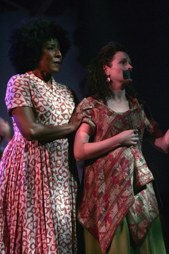 Harriett D. Foy and Stacie Morgain Lewis