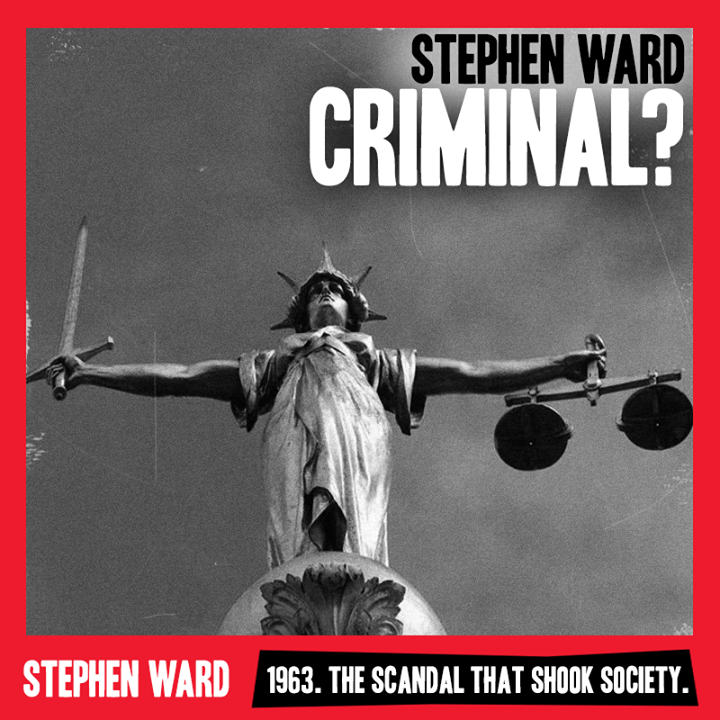 Social Media Image #4 For STEPHEN WARD Released