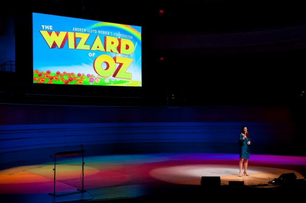 Ayrin Mackie performs ''Red Shoe Blues'' from THE WIZARD OF OZ Photo