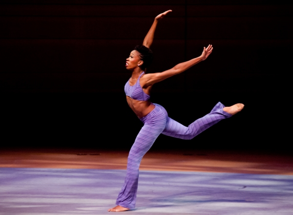 Daphne Lee of Alvin Ailey American Dance Theater  Photo