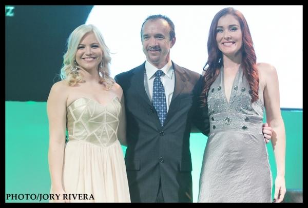 Suzie Mathers, David Young, Jemma Rix