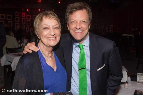Carol Hall and Jim Caruso