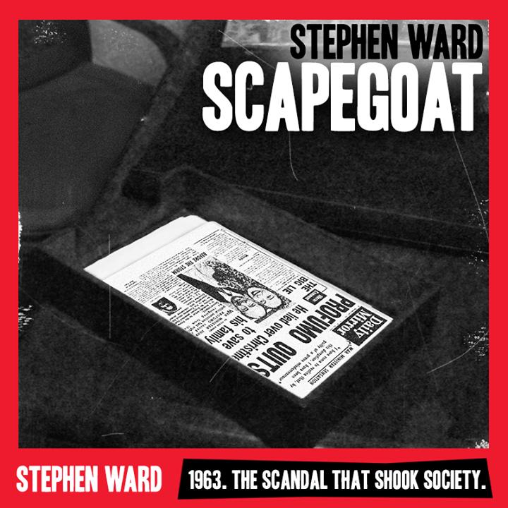 Social Media Image #5 For STEPHEN WARD Released