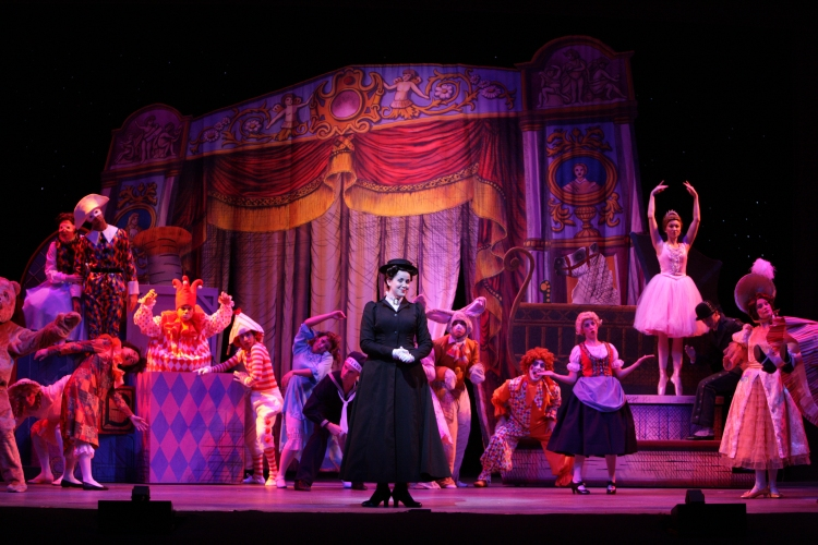 High Res Nursery Toys Come To Life Under The Magic Spell Of Mary Poppins Lindsey