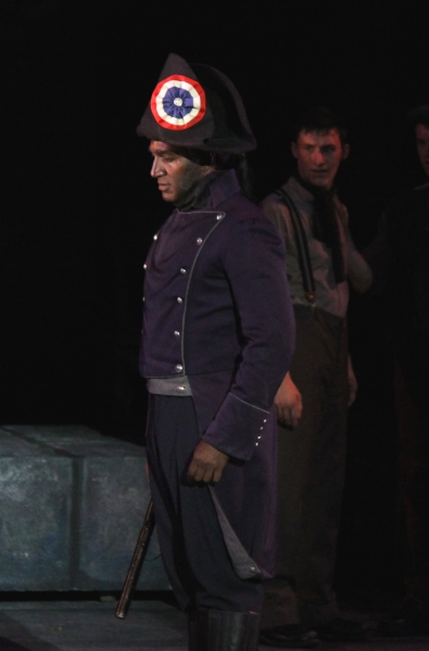 InDepth InterView: Norm Lewis Talks THE TEMPEST, LES MIZ, SCANDAL, Broadway Memories, Future Plans & More