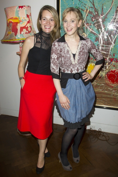 Carrie Cracknell and Hattie Morahan