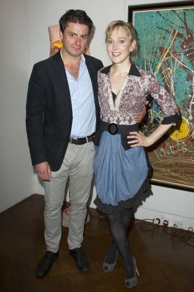 Dominic Rowan and Hattie Morahan