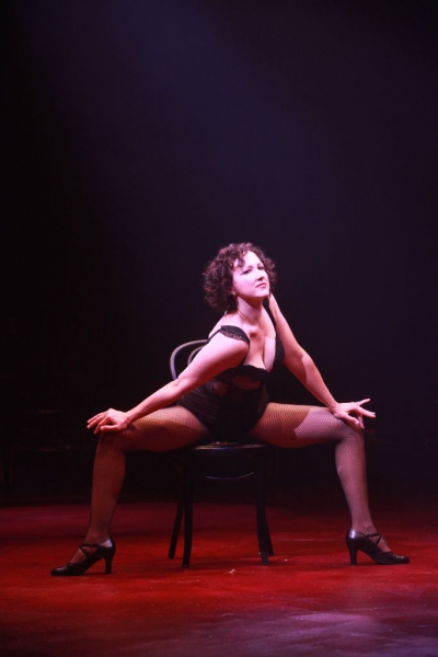 Christine Bokhour (Liz)