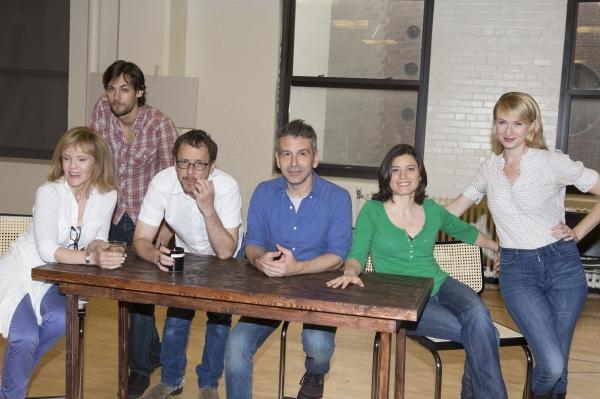 Deborah Rush, Robert Beitzel, Playwright Ethan Coen, Director David Cromer, Susan Pou Photo