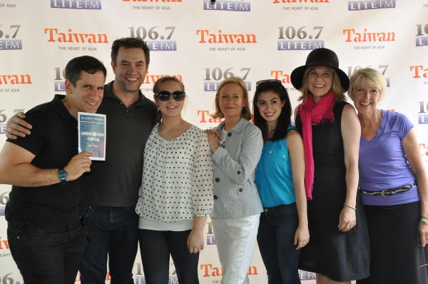 Photo Coverage: ONCE, MOTOWN, MAMMA MIA! & More Visit BROADWAY IN BRYANT PARK!