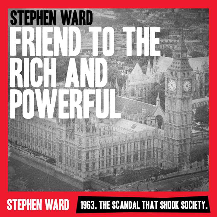 Social Media Image #6 For STEPHEN WARD Released