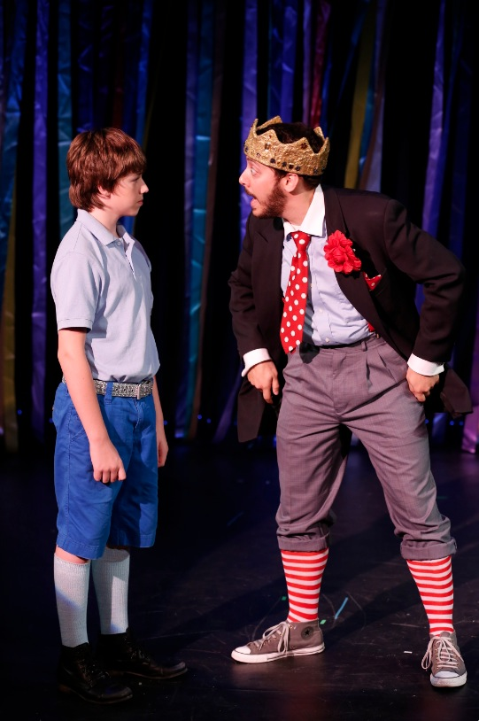 Photo Flash: First Look at TIMMY THE GREAT at Theater for the New City