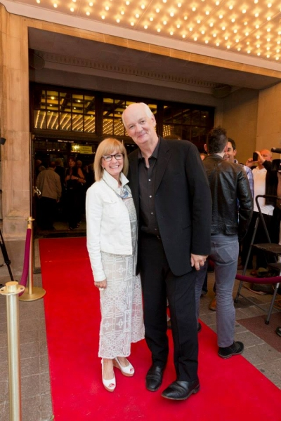 Colin Mochrie & Debra McGrath
