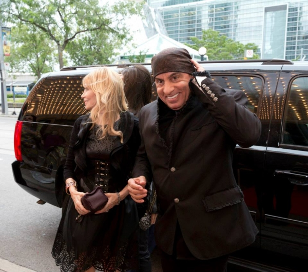 Stevie & Maureen Van Zandt  Photo