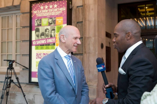 David Mirvish & Rob Malcolm