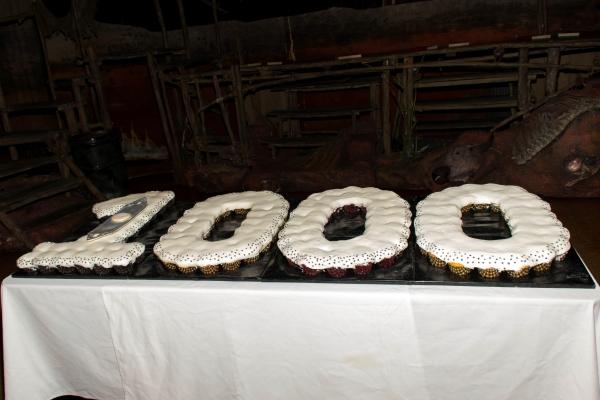 Photos: THE BOOK OF MORMON Celebrates 1,000th Performance
