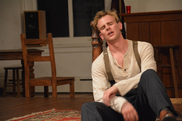 Photo Flash: First Look at M-34's THE IMPORTANCE OF BEING ERNEST HEMINGWAY