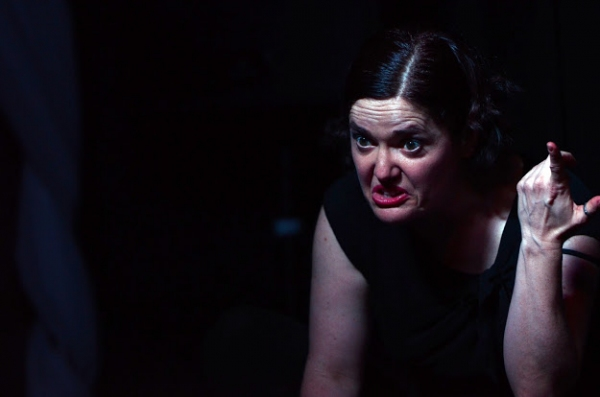 Photo Flash: First Look at Shana Cordon in Oculus Theater's DANCING WITH DEMONS