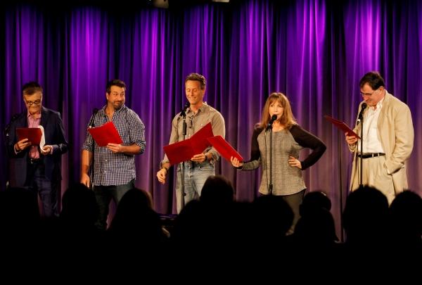 Fred Willard, Joey Fatone, Steven Weber, Laraine Newman and Richard Kind