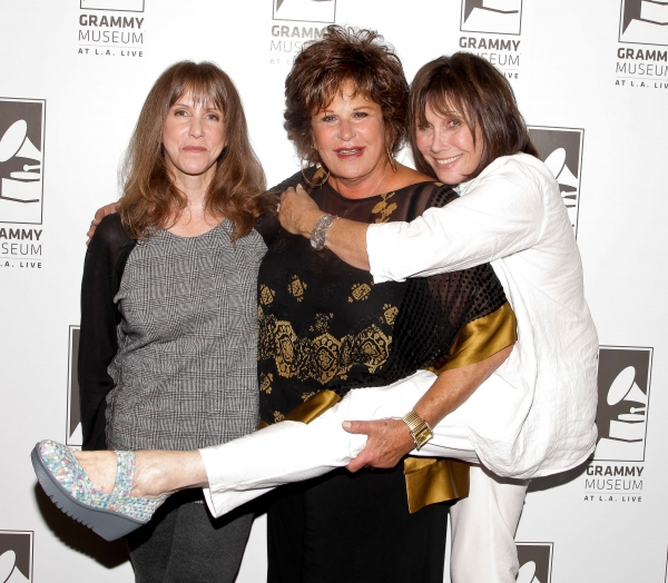 Laraine Newman and Lainie Kazan and Michelle Lee