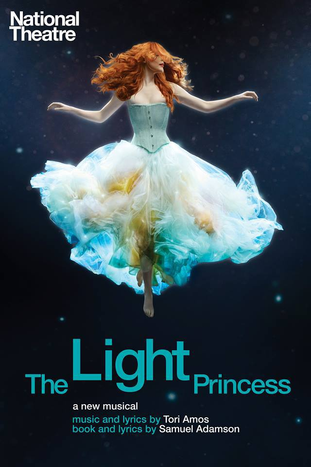 Tickets Now On Sale For Amos's THE LIGHT PRINCESS