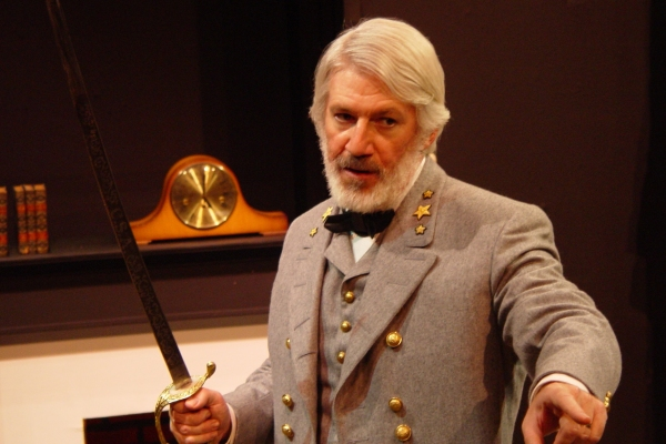 Tom Dugan as Robert E. Lee
