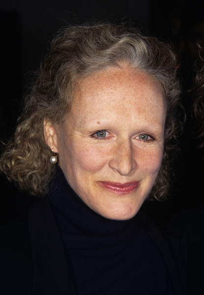 Photo Blast From The Past: Glenn Close