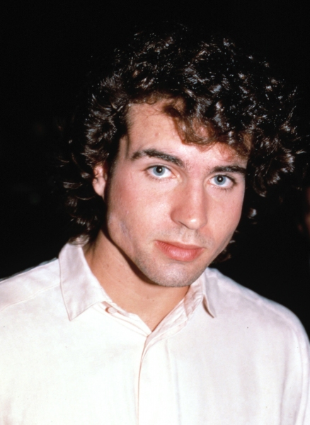 Jason Patric in New York City, September 1, 1986