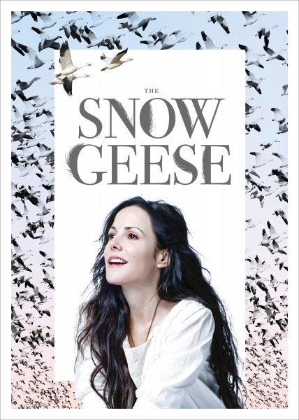 Photo Flash: First Look at Mary Louise Parker in THE SNOW GEESE Artwork