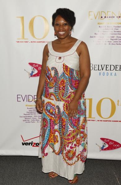 Andrea Jones-Sojola, broadway actress