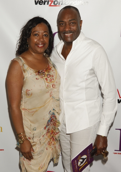 Gail Monroe-Perry and Reginald Van Lee  Photo