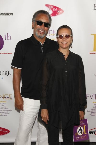 Bruce Gordon and Tawana Tibbs