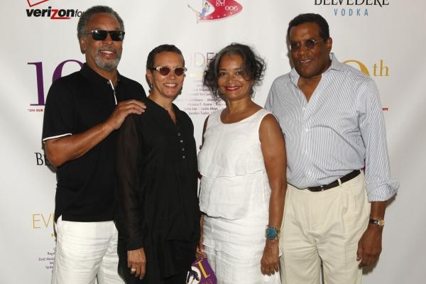 Bruce Gordon, Tawana Tibbs, Jonelle Procope, and Fred Terrell