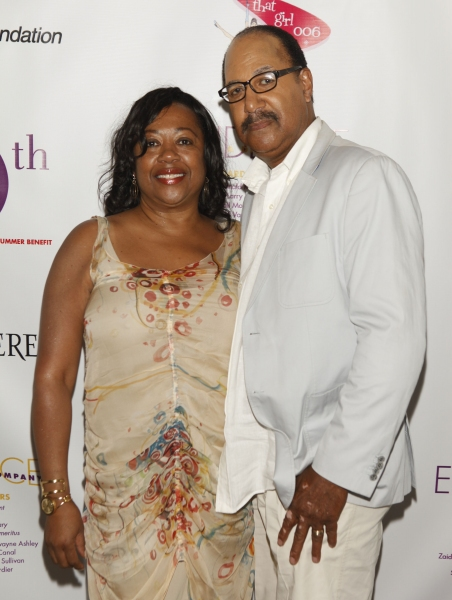 Gail Monroe-Perry and Robert Perry