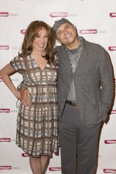 Wendy McKenna and Joe Pantoliano