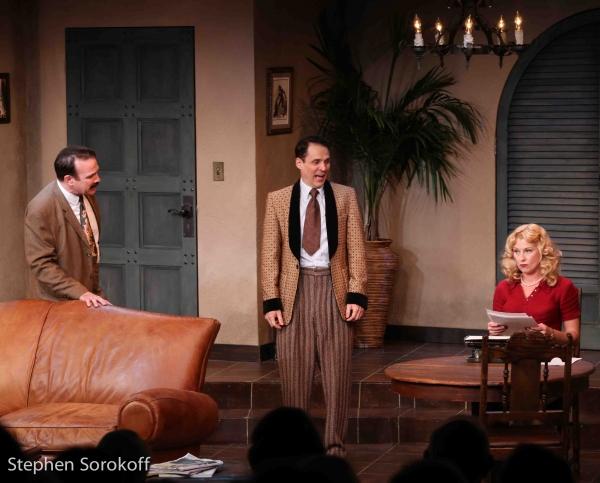 Ted Koch, Joey Collins, Angela Pierce