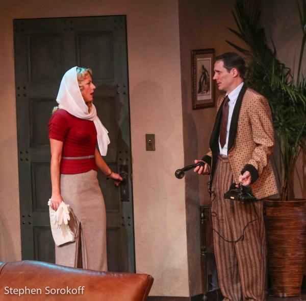 Angela Pierce & Joey Collins