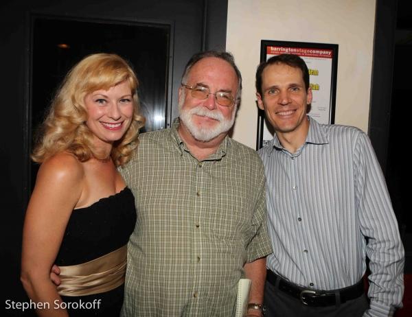 Angela Pierce, Mark St. Germain, Joey Collins