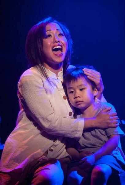 Diana Huey and Joel Chen Photo