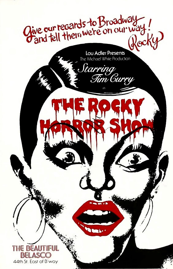 FLASH FRIDAY: ROCKY HORROR - 40 Years Of Absolute Pleasure