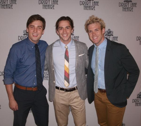 Josh Tolle,Skyler Adams, Colte Julian Photo