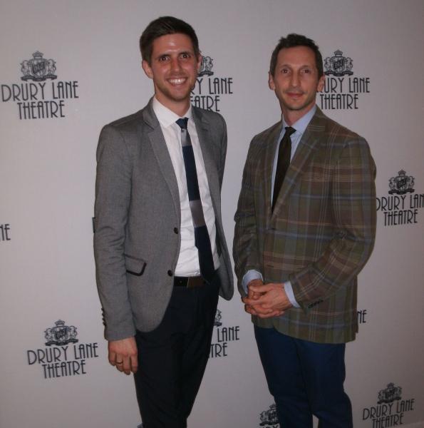 Matthew Carney, Ben Johnson Photo