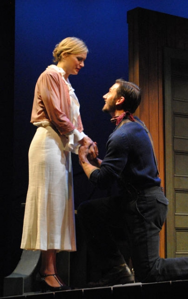 Photo Flash: First Look at Berkshire Theatre Group's ANNA CHRISTIE