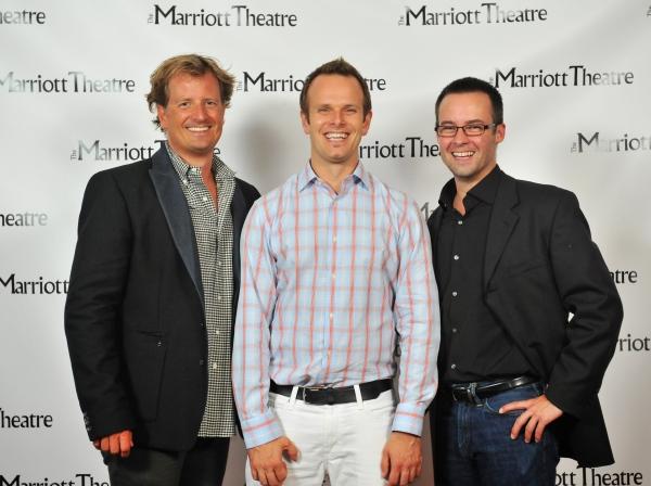 Aaron Thielen, Ryan T. Nelson and Matt Raftery Photo